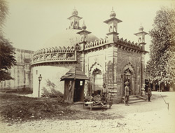 Reserve Treasury in Fort, [Rampur]